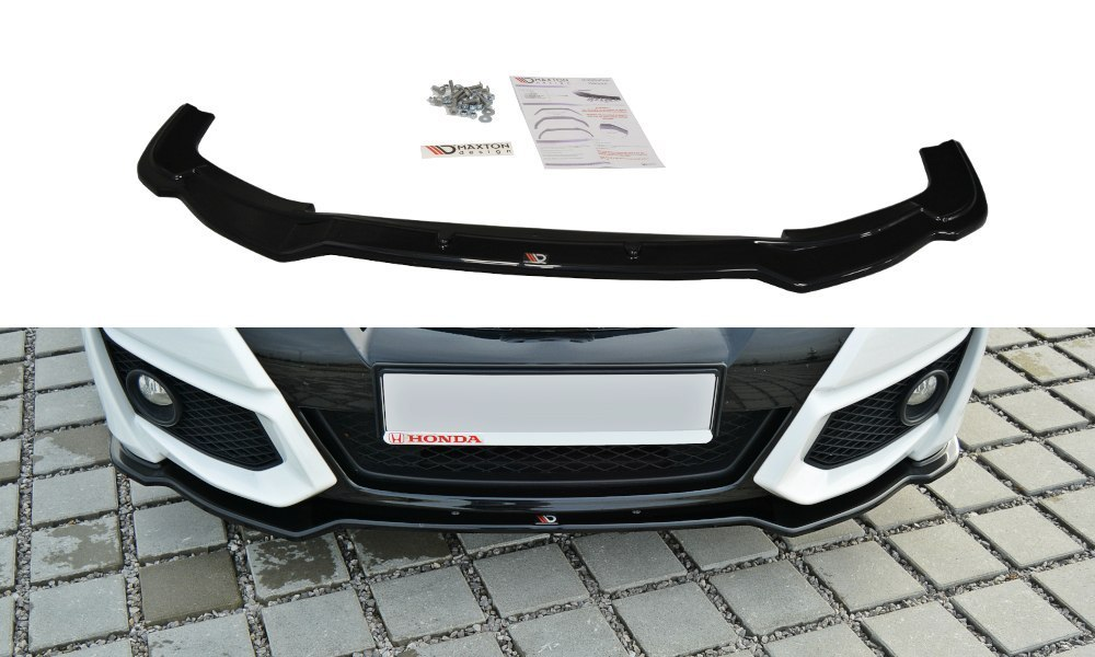 Splitter Przedni Honda Civic Mk9 Facelift - GRUBYGARAGE - Sklep Tuningowy
